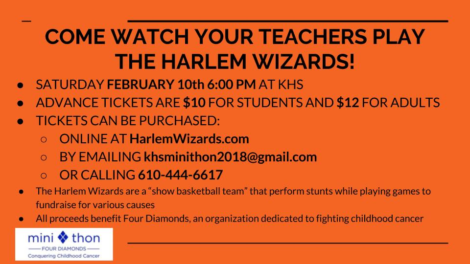 MiniTHON Harlem Wizards Event