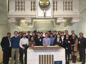 KHS Finance Club at NYSE