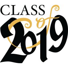 class of 2019 gaphic