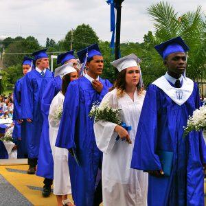 Kennett graduates